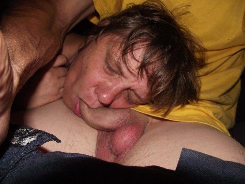 Решила пососать у пьяного парня, но он проснулся порно фото бесплатно